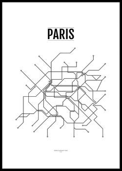 tunnelbana karta rom